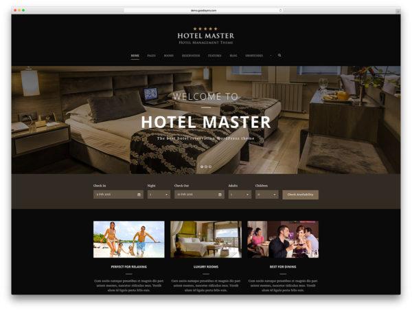 Hotel Web Siteleri