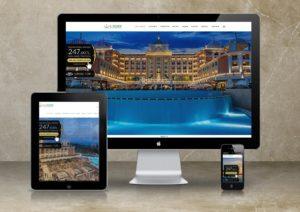 Manavgat Hotel web sitesi